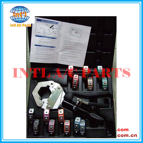 71500 Hydraulic Hydra-Krimp A/C hose crimping tool Air Conditioner Hose Fitting Crimper machine