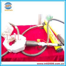 Manual A/C Hose Crimper Kit/Hose Crimper tool Kit/Hose crimper machine /handheld hose crimping tool/a/c repair tool