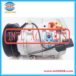 MR568288 MR500877 447220-3636 4472203639 447220-3984 97338 Denso 10S17C air conditioning ac compressor for Mitsubishi Montero Pajero (compressor factory)