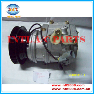 Made in China Denso 10PA17C car ac compressor Toyota Ipsum Avensis Verso Picnic 1996-2012 447200-4742 447200-4740 88320-44020 4472004742