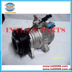 China manufacture DENSO 10PA17E auto air a/c ac compressor Jeep Grand Cherokee 4.7L 6pk 477220-7024 4772207024 5515907AB 44722070221 55115907AB