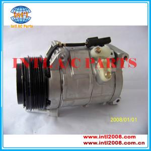 Denso 10S20C ac air compressor 2004-2009 Cadillac SRX 3.6L China factory 89025025 19130463 10368632 447220-5373 15240059 25821956