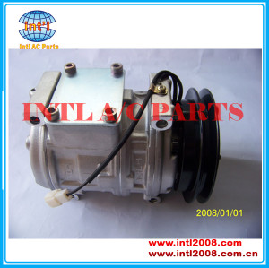 8FK351108421 447200-0680 DCP99502 DENSO 10PA15C aircon China compressor factory for fendt 247100-4420