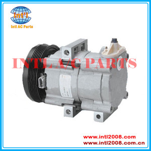 Ford FS10 -PV5-127MM air conditioning ac compressor for Ford 17BYU-19D629-AA 93BW-19D629-EA 93BW-19D629-EB 1018496 1035432 China auto air conditioner