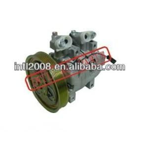 China factory DKV14C Daewoo Ssangyong Korando/Daewoo Chevrolet Musso compressor 2.3 1999 6611303110 6611303115 6611303615 6641202115 6642300011