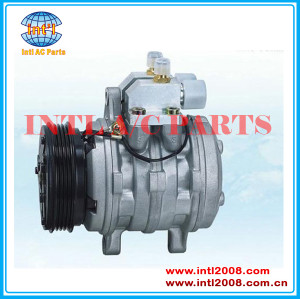 Denso 10p08e PV4-116mm AC Compressor for Geo Metro /Tracker,Suzuki Baleno/Sidekick/Swift/X-90 95200-67A50 95230-82115 95230-83000 471-0296 China supply