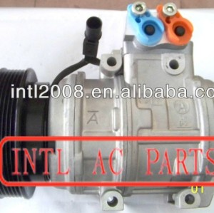 Denso 10PA17C compressor Hyundai Tucson 2.7/ Elantra 1.6/ Kia Sportage /carnival 2.7L 2004-2008 China manufacturer 16250-2920J 97701-1D100