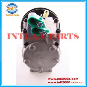 HCC HS15 Ford Ranger 2.5TD/Mazda BT50 B2500 B2900 2001 A/C Compressor China factory UH8161450 97701-34700 F500-RZWLA-07 AHU81