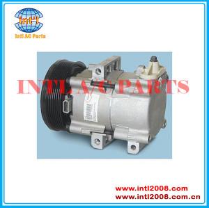 China auto ac compressor 7PK HCC-F500 auto air ac compressor for FORD 2.4 DI/2.4 TDE/3.2 TDCi 8FK351113381 1440713