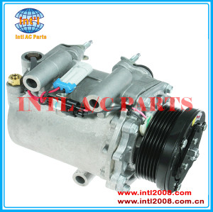 01-05 GM China supply NEW MSC105CVSG4 A/C COMPRESSOR AND CLUTCH Buick Rendezvous (2002-2005)  3.4 V6 GAS FI cc  OHV  Naturally Aspirated