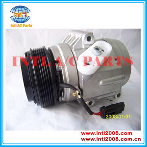 SP17 A/C AC Compressor for Ford Fusion  2.3L 2.5L 3.0L Mercury Milan Lincoln Zephyr 6E5Z-19703-A 6E5Z-19D784-A 6E5Z19703A 682-00125B CS20034 China Supply
