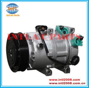 compressor HCC VS16N-pv6-118mm  air conditioner a/c compressor FOR KIA CARNIVAL 1K55261450