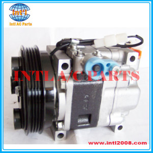 4PK pulley clutch PANASONIC SA11 Air ac compressor for Mazda 323 1.3 1.5 1.6 SA11-A1-AA4PN SA11A1AA4PN BC1F-61-450 BC1F61450 (COMPRESSOR FACTORY)