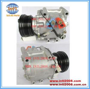 China supply sanden 3005 4953 4987 TRS090 auto air ac compressor for MAZDA 3/ mazda Protege 1.5L 1995- BC1M-61-450A BC1M-61-450 BC1F-61-450 BC1M61450A BC1M61450 BC1F61450 77550 78609 FOUR SEASON
