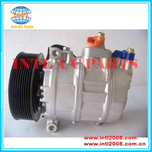 China factory manufacturer 7SB16C AC compressor MB ACTROS Mercedes Benz Trucks Actros Setra S411/S415 1996-2002 5412300711 5412301211 5412301411