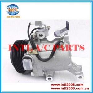 China manufacture SV07C air auto ac compressor Toyota Passo 1.0 1.3  2007-2010  447260-5820 447280-3150 88320-B1020 4472803150