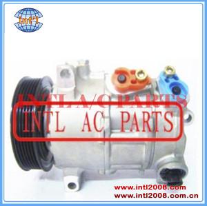 RL111410AE  5111410AE denso 6SEU16C AC compressor for 2007-2012 Chrysler 200 /Sebring V6 3.5L  L4 2.4L China factory compressor for Dodge Journey