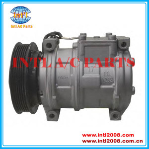 Kompressor Auto AC Pump 10PA17C CHRYSLER VOYAGER/JEEP GRAND CHEROKEE/DODGE CARAVAN 2.4 i  4.0 i 1991-2001 made in China 447200-3201 810827062
