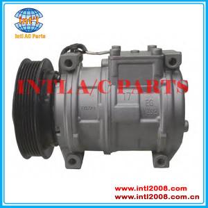 Kompressor Auto AC Pump 10PA17C CHRYSLER VOYAGER/JEEP GRAND CHEROKEE/DODGE CARAVAN 2.4 i  4.0 i 1991-2001 COMPRESSOR made in China 447200-3201 810827062