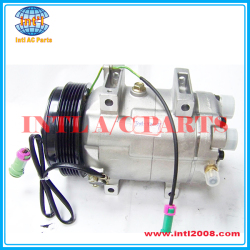 DCW17B PV6 AC Compressor applicable for Audi A8 A6 S6 V8 1988-2002 2000--OEM#077260803AD 077260803AE 506031-0731 (compressor supplier)