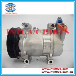 SD6V12-PV6-125mm  ac compressor for Renault Clio Kangoo Megane Scenic 7700111235 7701499970 8200509067 SANDEN 1417 1417D 1417E 1417F 1417H  China Factory