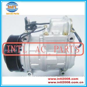 DENSO 10PA17C-PV8-124mm  air AC compressor for Mercedes benz  0002300111 0002300211 aircon compressor  China factory