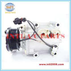 SC-90V air ac compressor for Ford Mondeo MK3 III 1.8 2.0 2000 Ford Focus - 1S7H19D629CC 1S7H19D629CA 1S7H19D629CB 1SH719D629CC  4124547 XS7H19D629CC