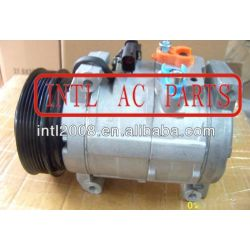 Denso 10S20C-6PK-122mm  air Compressor for Jeep Cherokee Chrysler (Grand) Voyager 2.5CRD 2.8 CRD 05005420AA 05005420AF 5005420AD 5005420AE