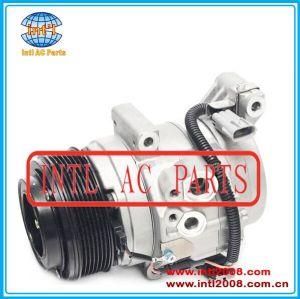 88320-04060 8832004060 01140202 051140043 SP15 auto aircon a/c compresor Delphi SP-15 SP15 -7PK-110mm  for 2005 - 2010 TOYOTA TACOMA