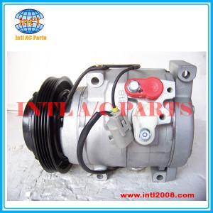 denso 10S17C 4PK/ 132MM A/C Compressor for Toyota LC Prado J120 2.7i 88320-35720 8832035720 88320 35720