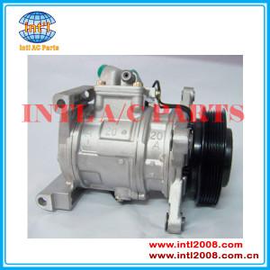 DENSO 10PA20H AC A/C compressor for Lexus GS300 GS 300 3.0 SC300 /Toyota Crown 3.0L 1993-1997 447200-0112 447200-6129 88320-30651 8832030651 4472006129 471-0152 471-0153