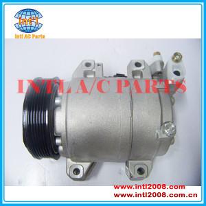 Auto ac compressor KIA Cefiro 2.0 506012-2111 5060122111 506012 2111 car ac a/c pump compresor/kompressor China factory manufacturer