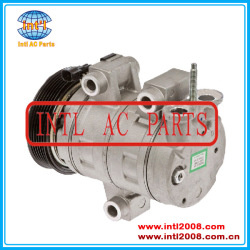 Ac compressor DKS17D-PV6-117mm Chevrolet Equinox Pontiac Torrent V6 3.4L 2006-2009 89022500 19729876 19129809 19130251 1521516 CO 21516JC  China factory producing