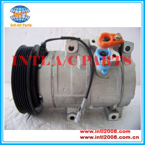 denso 10S20C-PV6-120mm  CO 10854SC 88320-08050 88310-08031 8831008031 8832008050 auto ac air conditioning compressor for Toyota Sienna  China auto factory parts