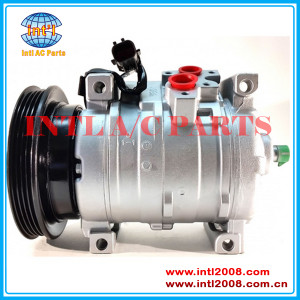 Denso 10S15C-PK4-136mm  a/c compressor for Chrysler PT Cruiser 2.4,dodge Neon/ SX 5058067AC 5058067AB 5058032AA 447220-3826 447220-4744  China manufactory