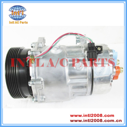 China factory 1J0820803AX 8FK351127011 6PK ac compressor Sanden 1221 SD7V16 for VW VOLKSWAGEN Bora 1.4