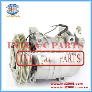 China auto ac compressor factory DKV14C A/C AC Compressor for Nissan Frontier Nissan Xterra 926007B410 92600-4S100 92600-7B410 926004S100