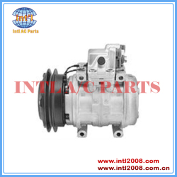 Pump MAZDA BRAVO R12 10P13C 147200-2220 047300-8810 auto ac compressor China supply