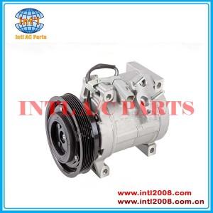 NEW AC 10S17C COMPRESSOR FOR CHRYSLER PACIFICA 05 2005 06 2006 07 2007 08 3.8L V6 5005450AE 5005450AD 5005450AF
