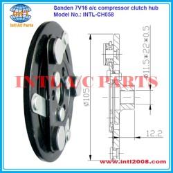 Sanden SD7V16 ac compressor ac clutch hub
