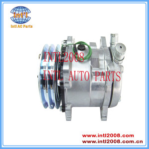 Universal a/c Compressor Sanden 507 5H11 SD507 5H11 air Compressor with Clutch PV2 AC compressor for universal use