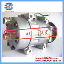 AUTO air conditioning ac compressor PV8 pulley 24V kompressor SANDEN SD709 SD-709 7H15 SD7H15 universal used