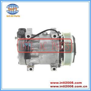 SD7H15 sd709 SANDEN 7H15 709 4475 4756 auto air ac compressor 85100874 2247693000 22-47693-000 ABPN83304103 ABPN83304532 58708
