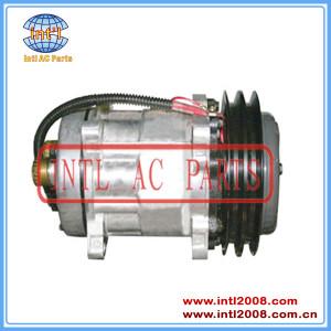 4489 SD 7H15 Auto air conditioner Compressor for McCormick CX50 CX100 CX105 1990760C1 1990760C2 86992613 ABPN83304264 97179C2
