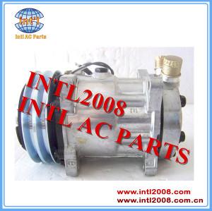 Brand New SD7H15 Sanden 7H15 8220 A/C Compressor 12V air conditoner Pump