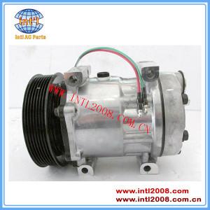 auto AC Compressor 7H15 PV7 FOR DAF truck oem# 1815581 1641183 1685170 8231