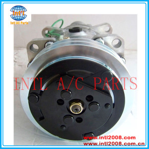 SD7H15 sanden 8045 8243 6035 ac compressor for HD AG VOLVO / SAMSUNG Trucks 11412632 11104419 14506862 15082742 CO 8045C