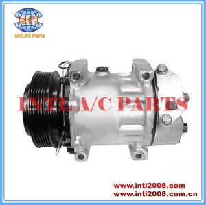 7700867841 7700112299 7701499845 8078 7978 Sanden 7h15 auto ac compressor for RENAULT ESPACE III/LAGUNA (B56 556) /LAGUNA