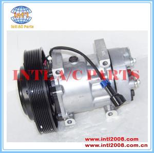 SANDEN 7H15 709 sd709 SD7H15 auto aircon ac compressor for Volvo 20587125 85000458 8500458 SANDEN: 4324 4134 4116