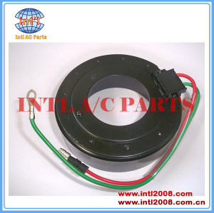 sanden 6v12 air conditioner clutch Coil MANUFACTURER China with size 95.8mm*64mm*45mm*32.5mm